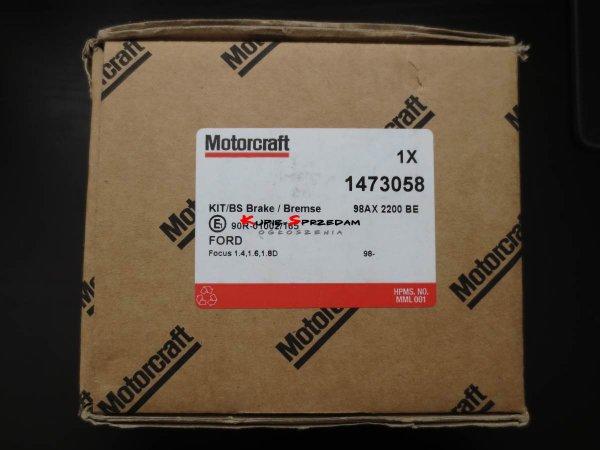 Szczęki hamulcowe (oś tylna, 203mm) Focus Mk1 - Motorcraft 1473058