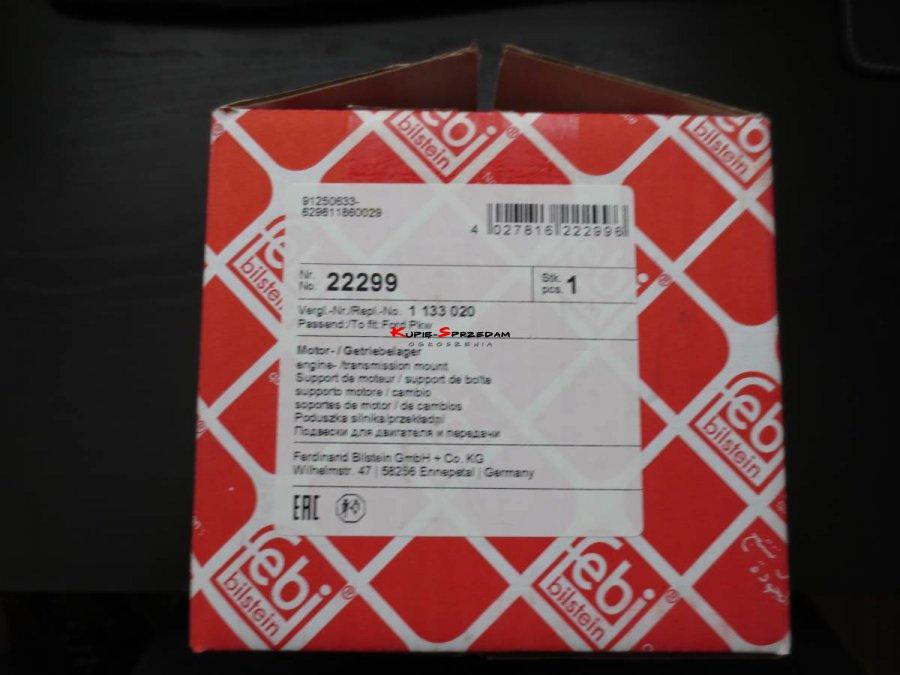 PODUSZKA SILNIKA FORD 22299/FEB