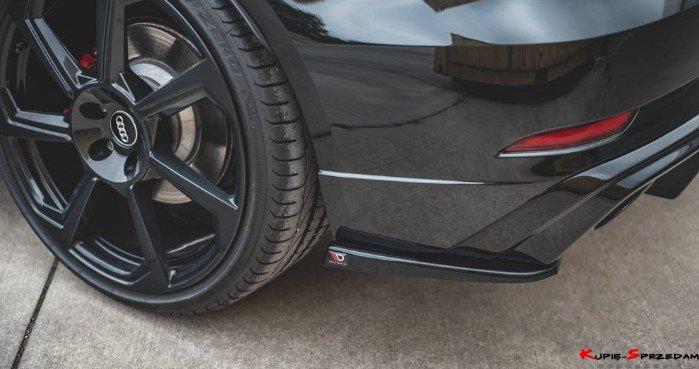 Splittery Tylne Boczne V.2 Audi