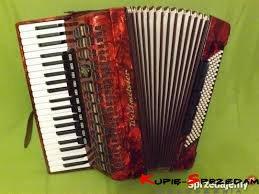 Nauka gry na akordeonie, pianinie, keyboardzie
