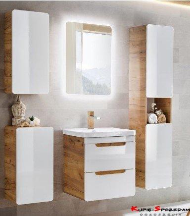 Zestawy mebli łazienkowych